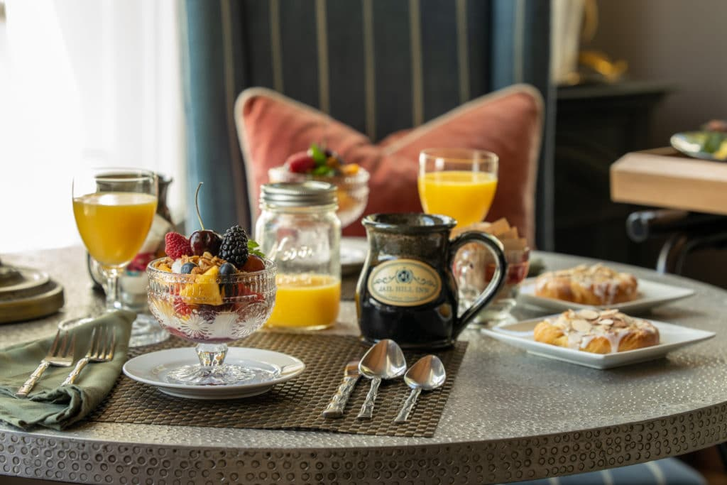 Our Galena Bed and Breakfast is the #1 Weekend Getaway in the Midwest